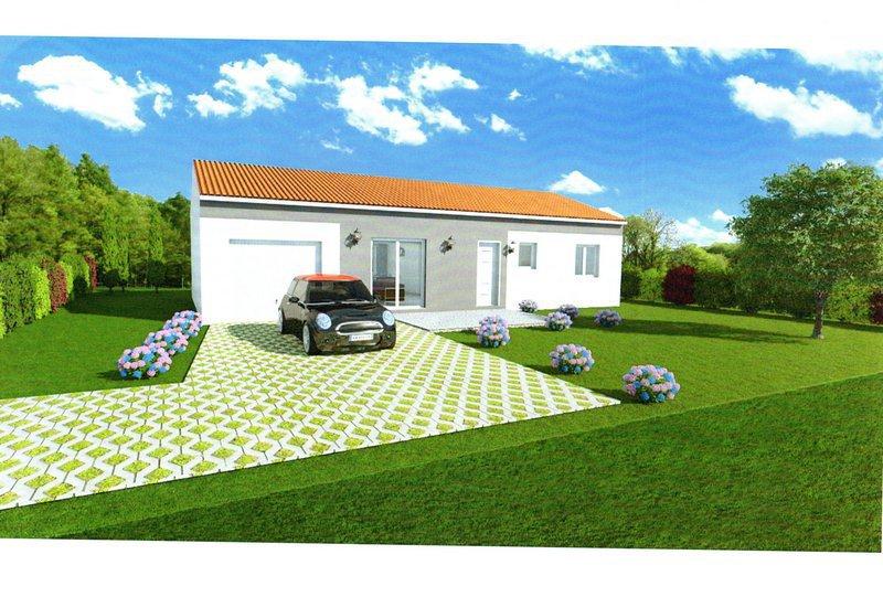 Maison, 83 m² À 200…