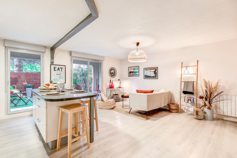 Appartement, 61 m² Exclu…