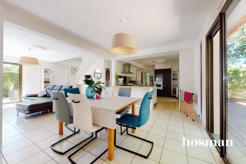 Maison, 123 m² Hosma…