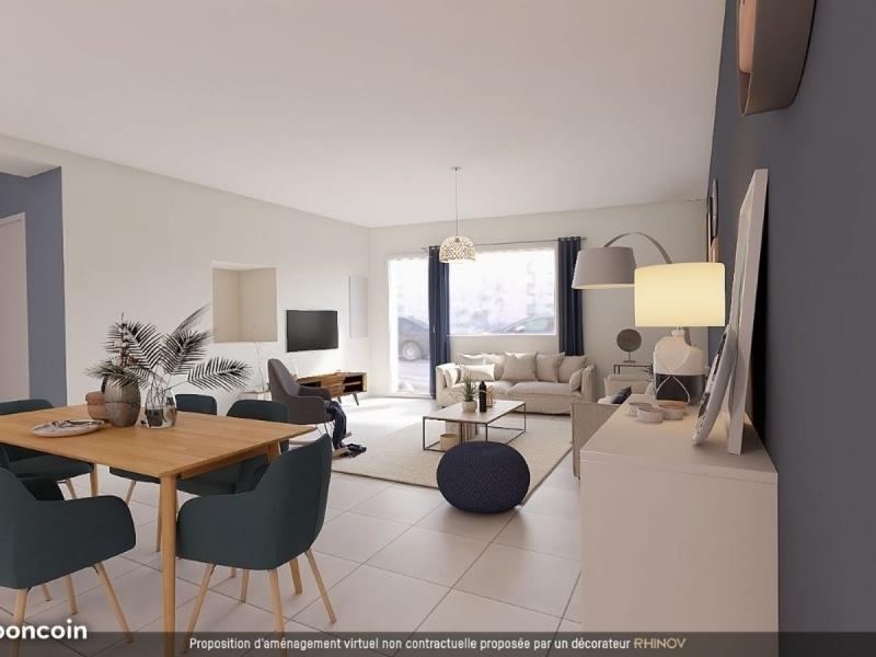 Appartement, 58 m² En pl…