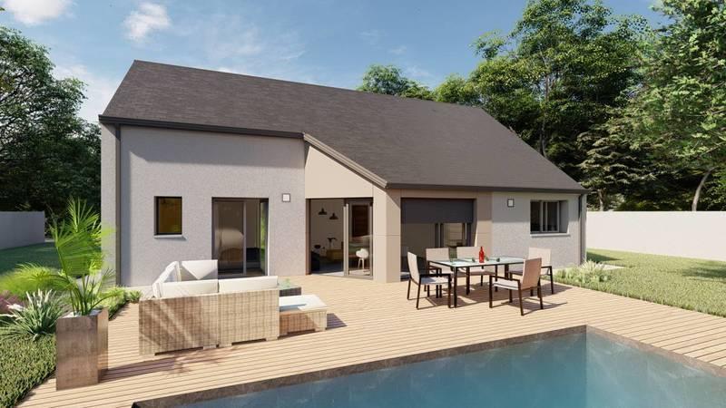 Maison, 138 m² DECOU…
