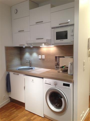 Appartement, 23 m² TERNE…