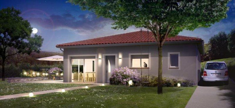Maison, 94 m² Les M…