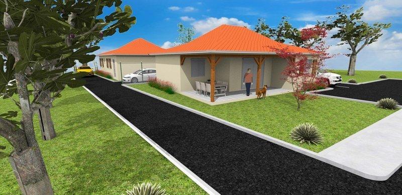 Maison, 68 m² - Con…