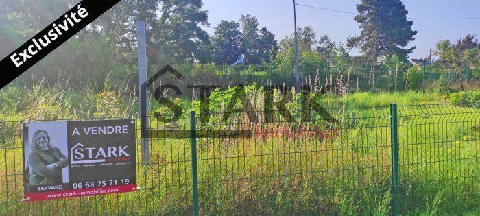 Terrain, 550 m² STARK…