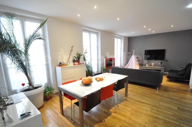 Appartement, 74 m² Quart…