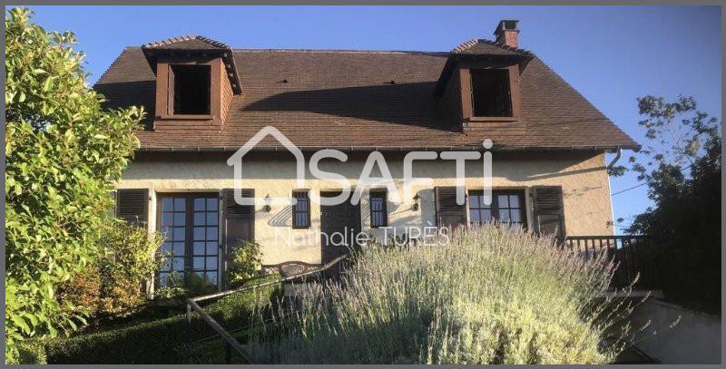 Maison, 137 m² A Sai…