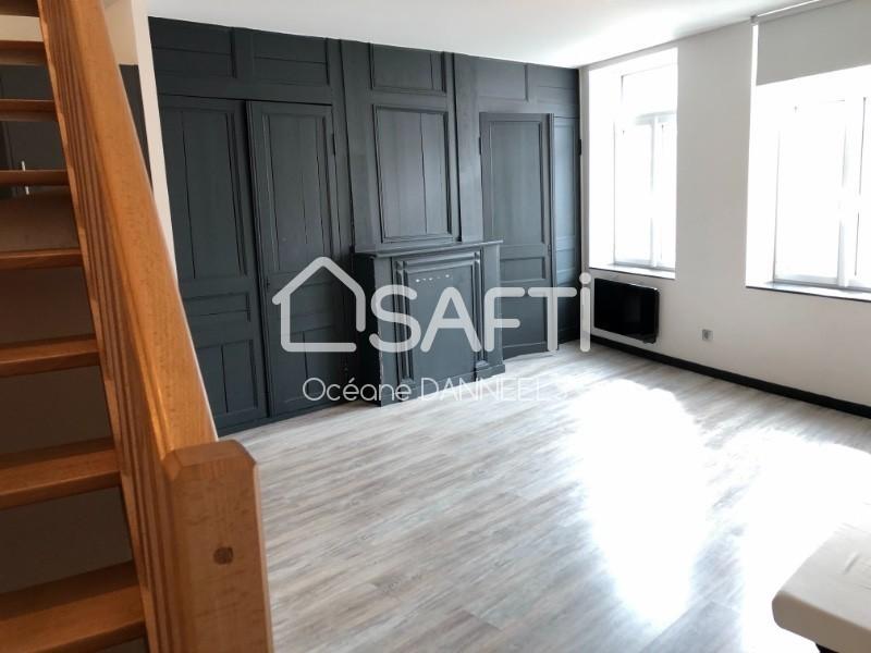 Appartement, 57 m² Empla…