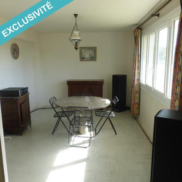Appartement, 65 m² Evreu…
