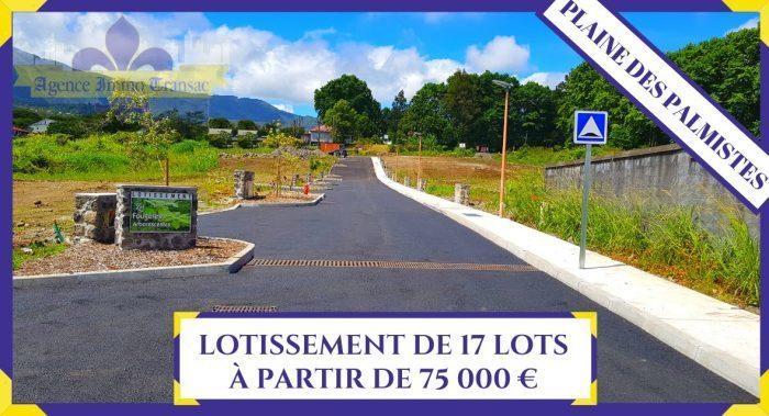Terrain, 488 m² LA PL…