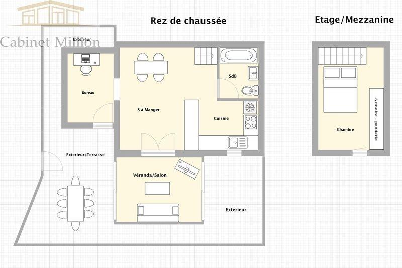 plan de maison 150 000