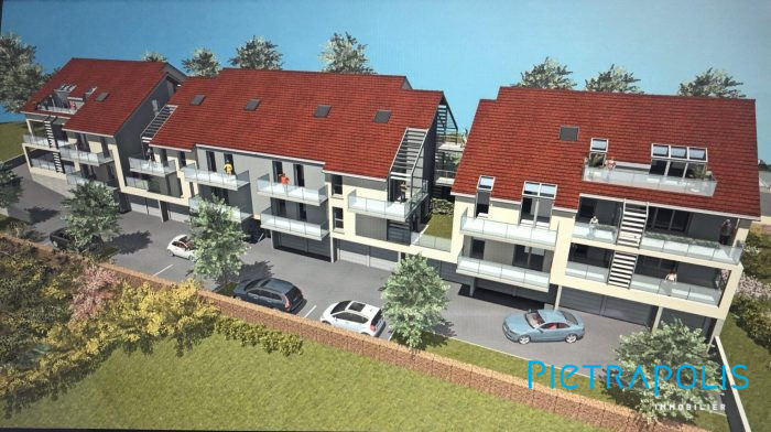 Appartement, 42 m² Plomb…