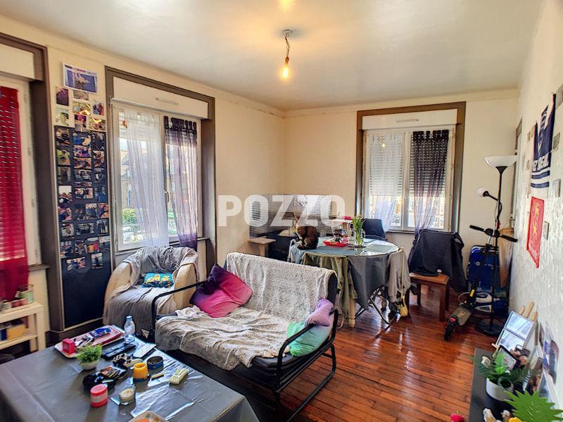 Appartement, 45,79 m² POZZO…