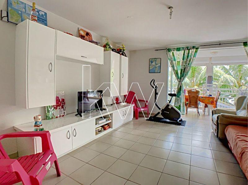 Appartement, 43,6 m² EN EX…