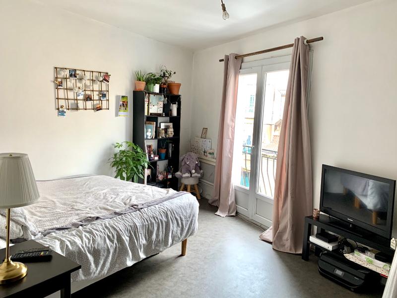 Appartement, 23,55 m² Quart…