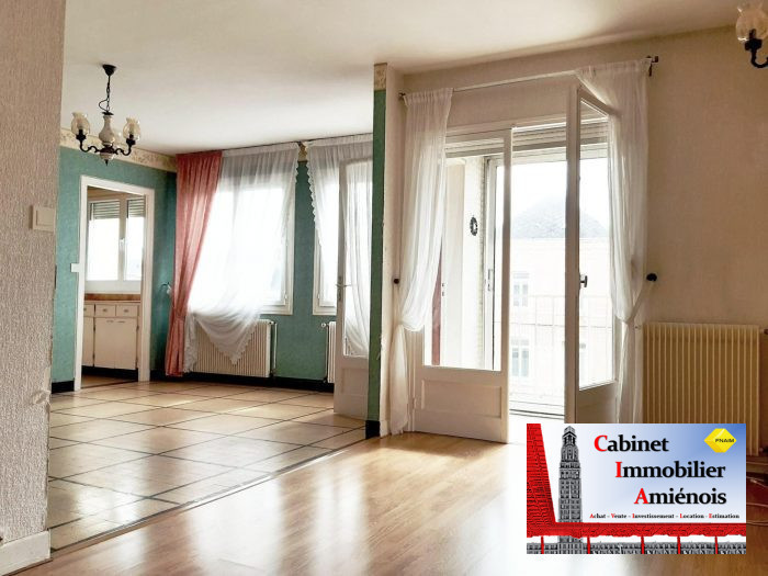 Appartement, 63 m² Amien…