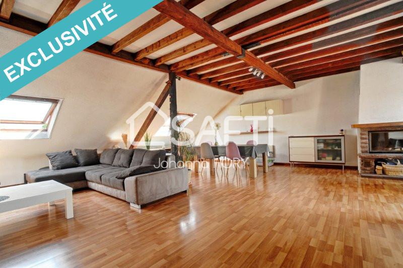 Appartement, 105 m² En ex…