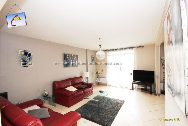 Appartement, 89 m² L'Age…