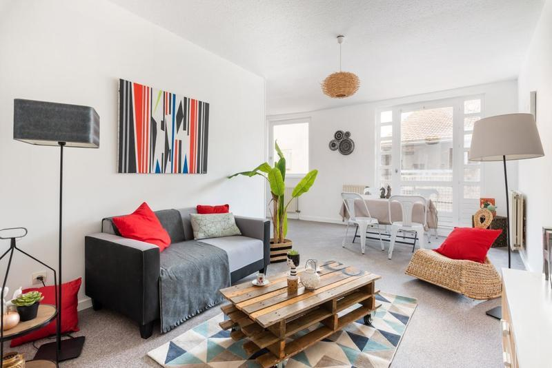 Appartement, 74 m² A 5 m…