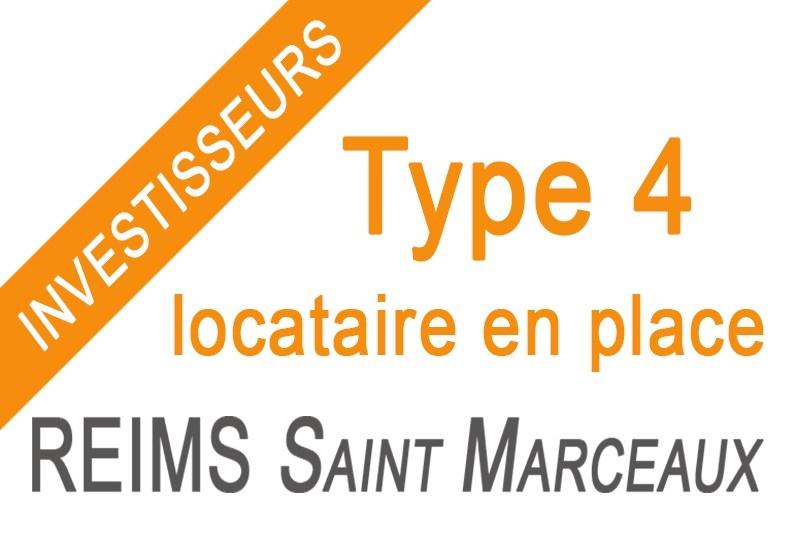 Appartement, 70 m² Reims…