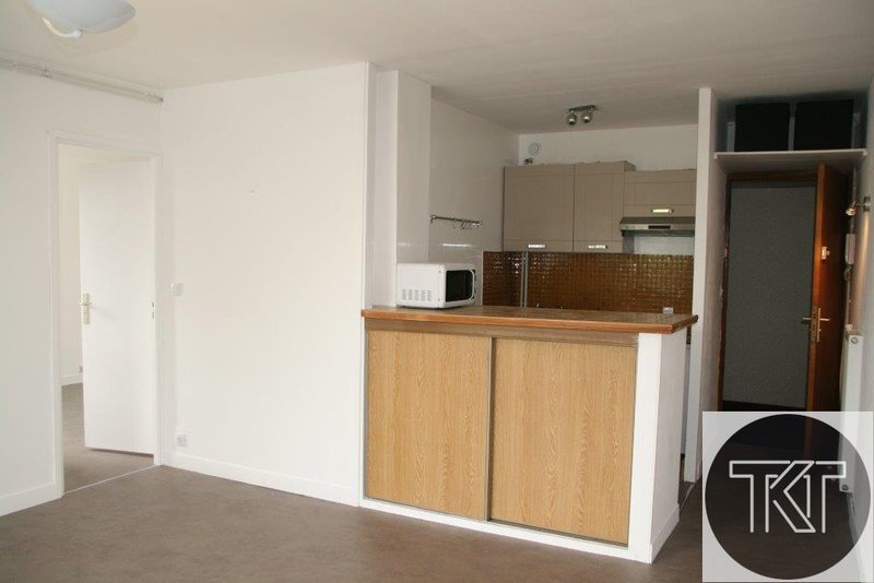 Appartement, 38 m² Quart…