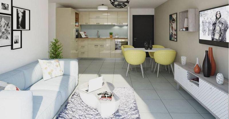 Appartement, 45 m² L'Age…