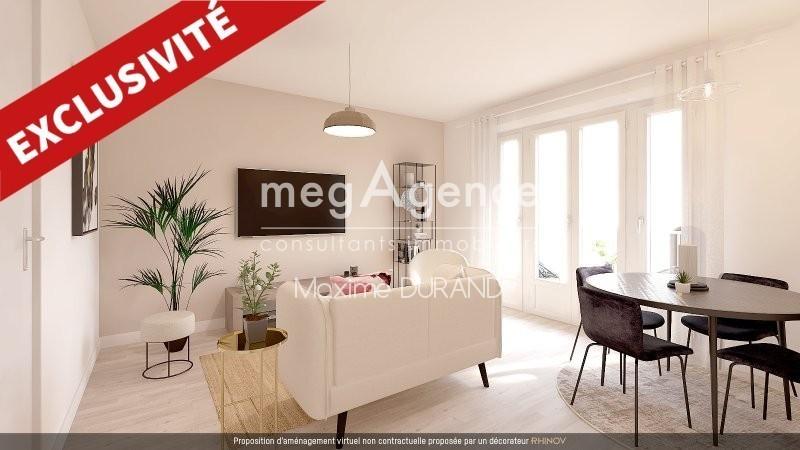 Appartement, 57 m² EXCLU…