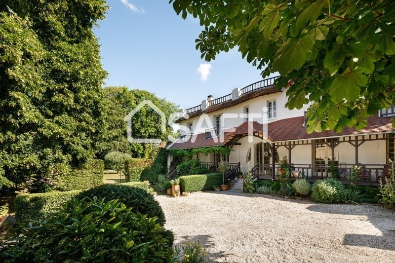 Maison, 340 m² Exclu…