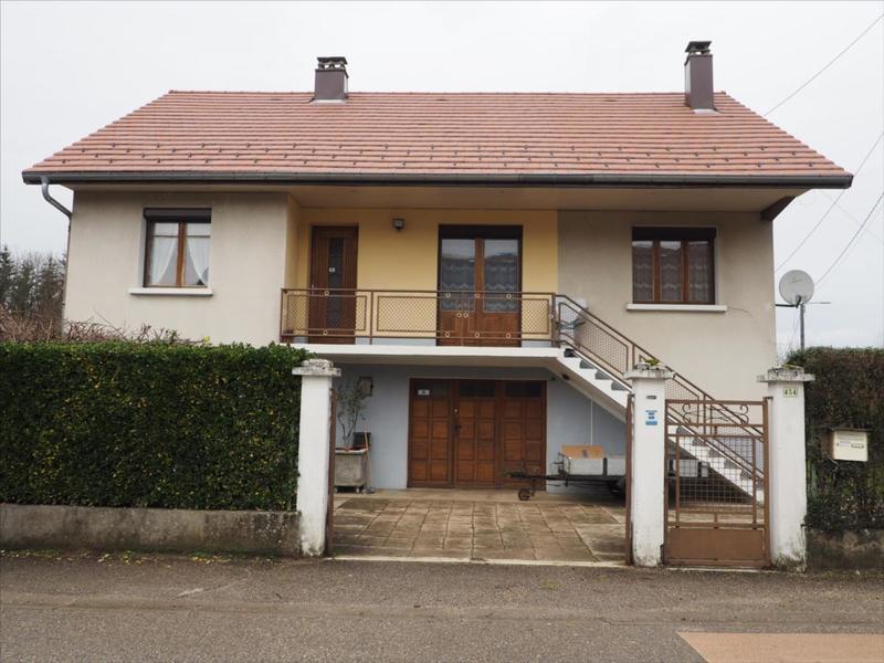 Maison, 87,28 m² A mi-…