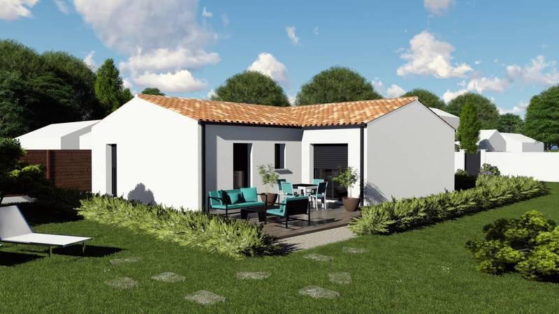 Maison, 73 m² Le No…