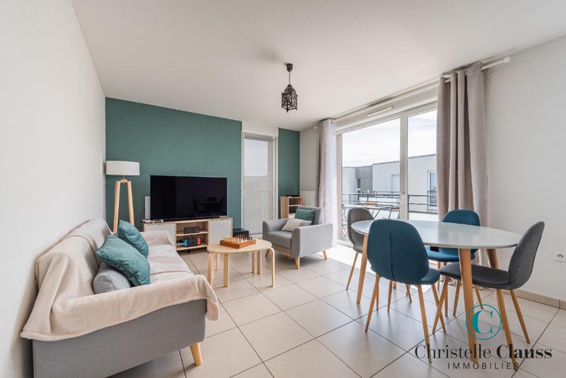 Appartement, 60,79 m² EXCLU…