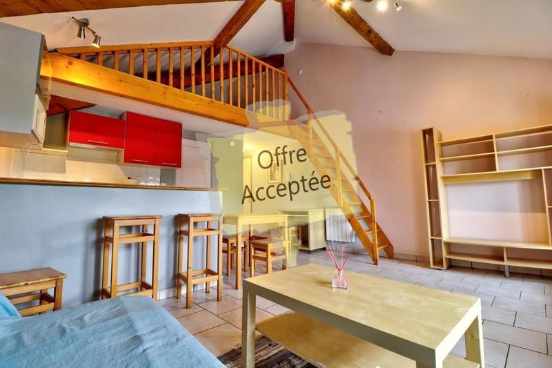 Appartement, 28 m² SOUS …