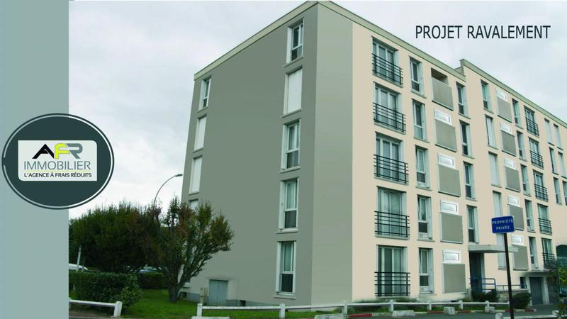 Appartement, 68 m² AFR I…