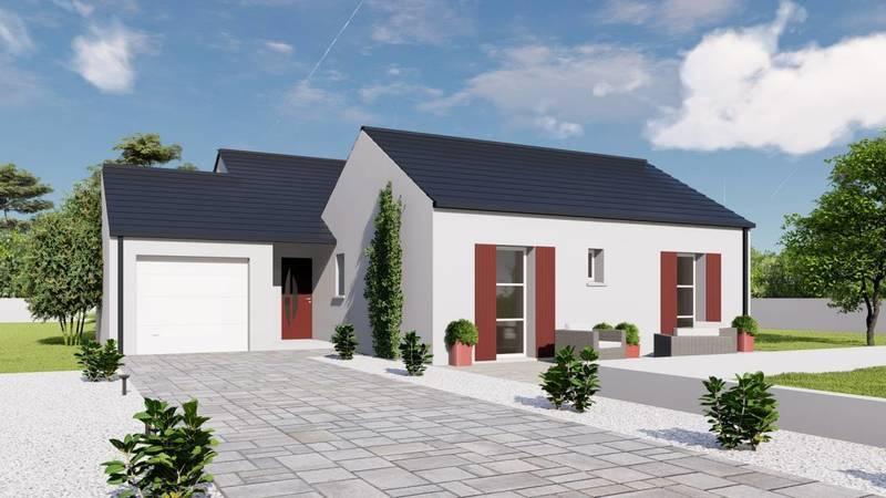Maison, 92 m² Le No…