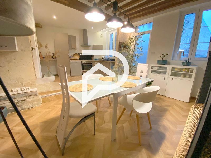 Maison, 102,51 m² L'équ…