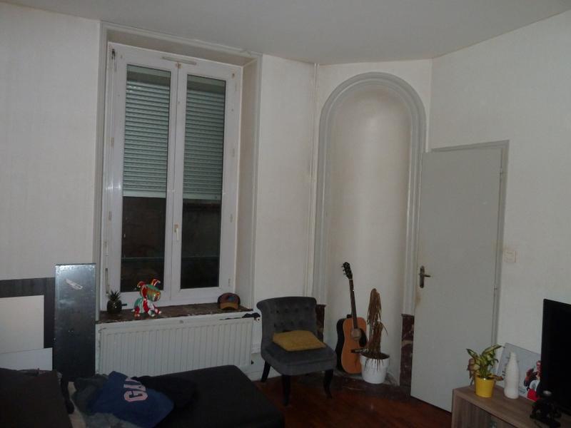 Appartement, 40,9 m² Nancy…