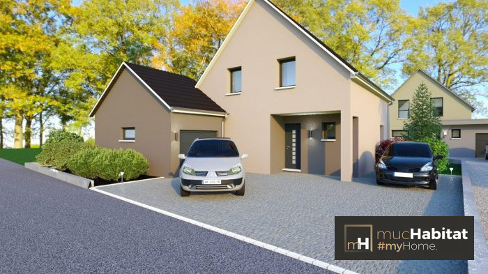 Maison, 103 m² OFFRE…