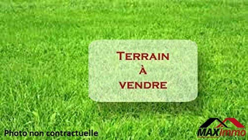 Terrain, 1 100 m² Super…