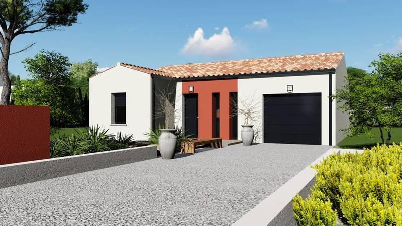 Maison, 71 m² Le No…