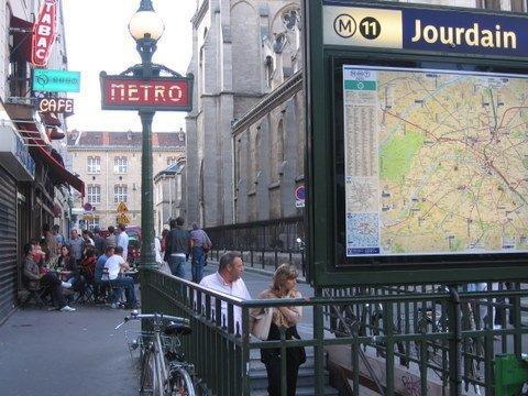 75019 Paris Metro Jourdain Immojojo