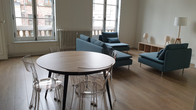 Appartement, 61 m² A LOU…