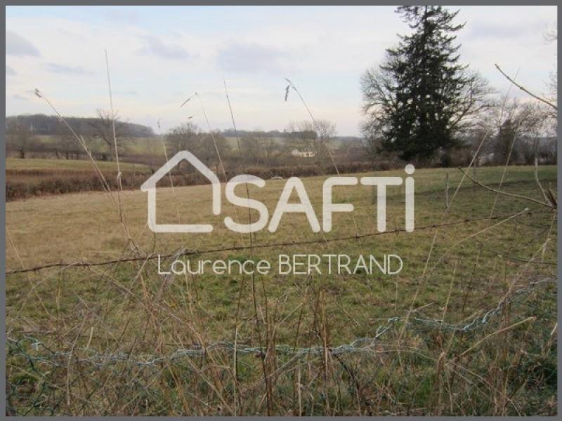 Terrain, 2 500 m² vous …