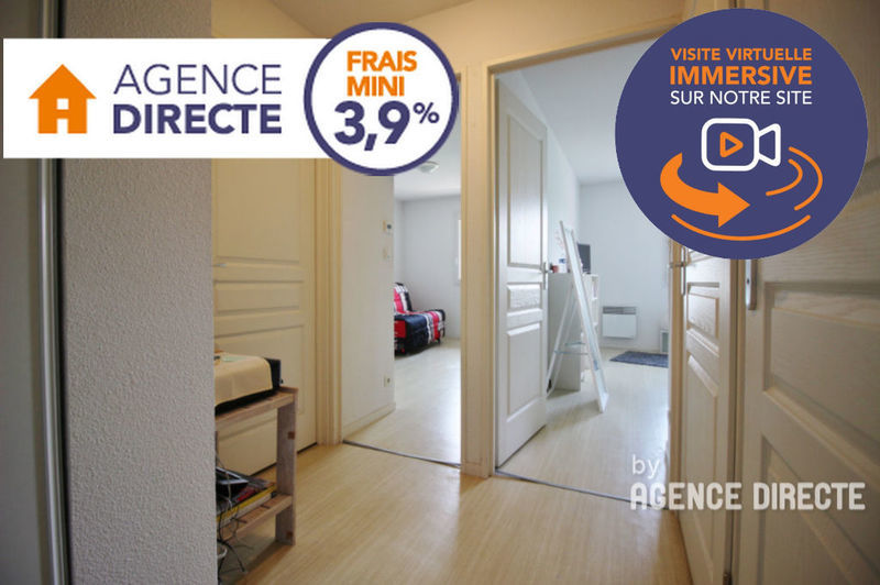 Appartement, 37,95 m² EXCLU…