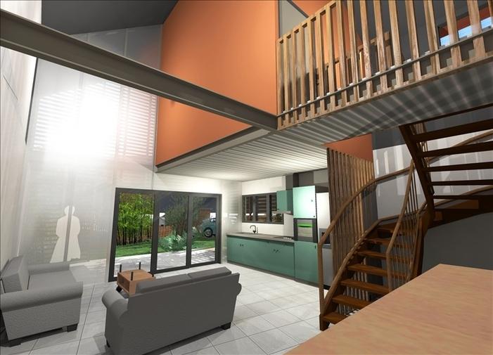 Appartement, 74 m² Appar…