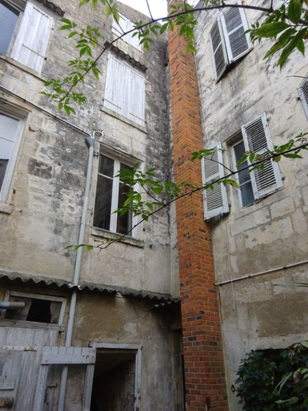 Immeuble, 300 m² Niort…