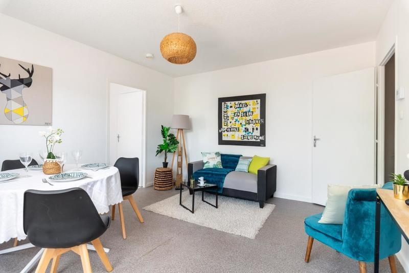 Appartement, 81 m² A 5 m…