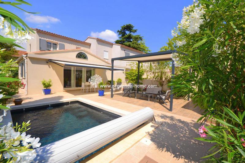 Amenagement Terrasse Provence Piscine - Immojojo