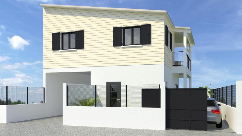Maison, 67 m² LES A…