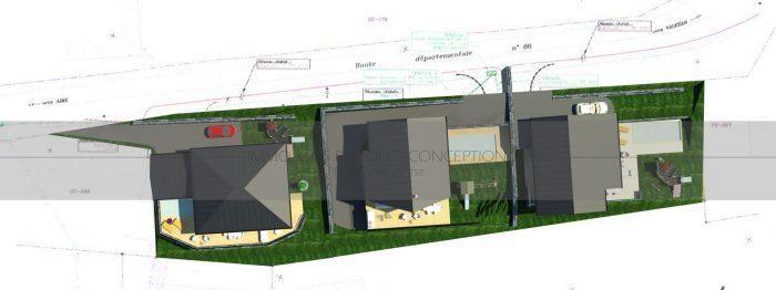 Terrain, 629 m² Décou…