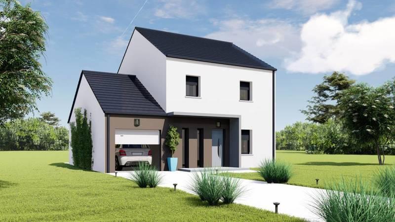 Maison, 112 m² Le No…